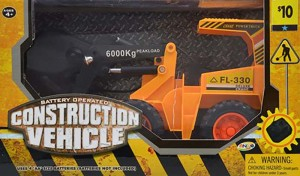 Toy Trucks sold EXCLUSIVELY at Dollar General Recalled for Fire Hazards