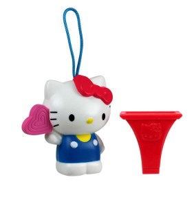 McDonald's Hello Kitty Whistle Recall Due to Choking Hazards