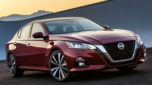 Nissan Altimas Recalled Over Fire, Stall Risks