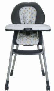 Graco recalls highchairs sold exclusively at Walmart