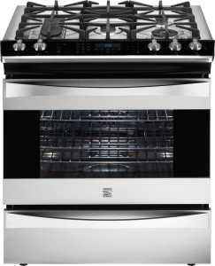 Electrolux Recalls Kenmore Elite Ranges Sold Exclusively at Sears