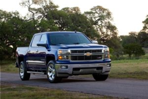 GM issues recall of Chevrolet and GMC pick-up trucks