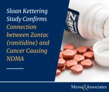 Zantac linked to Cancer