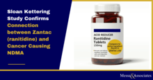 Zantac Cancer Lawsuit